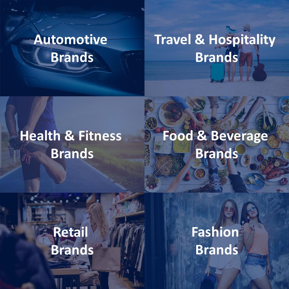 Audiences Brands