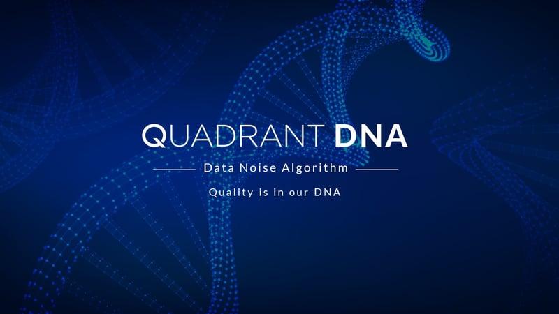 Quadrant Data Noise Algorithm, KV