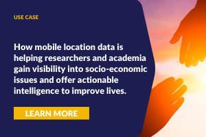 Featured Use Case Mobile Location Data Research