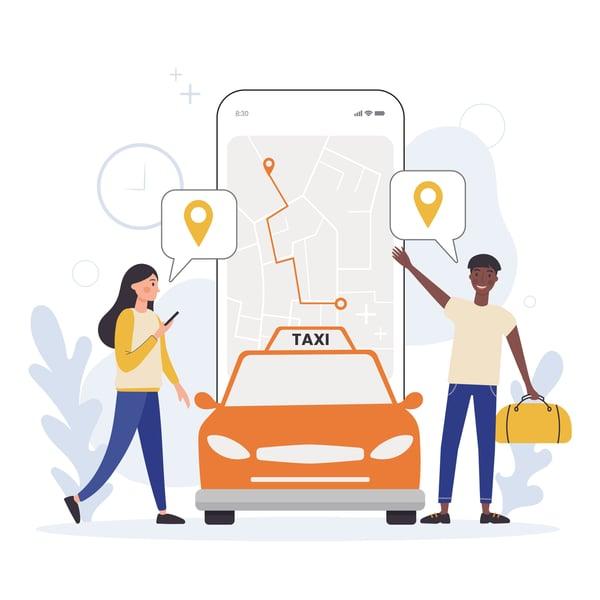 POI Data for Ridesharing Application