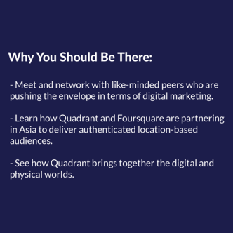 Launch Party -  Why You Should Be There