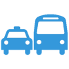 location data for transport