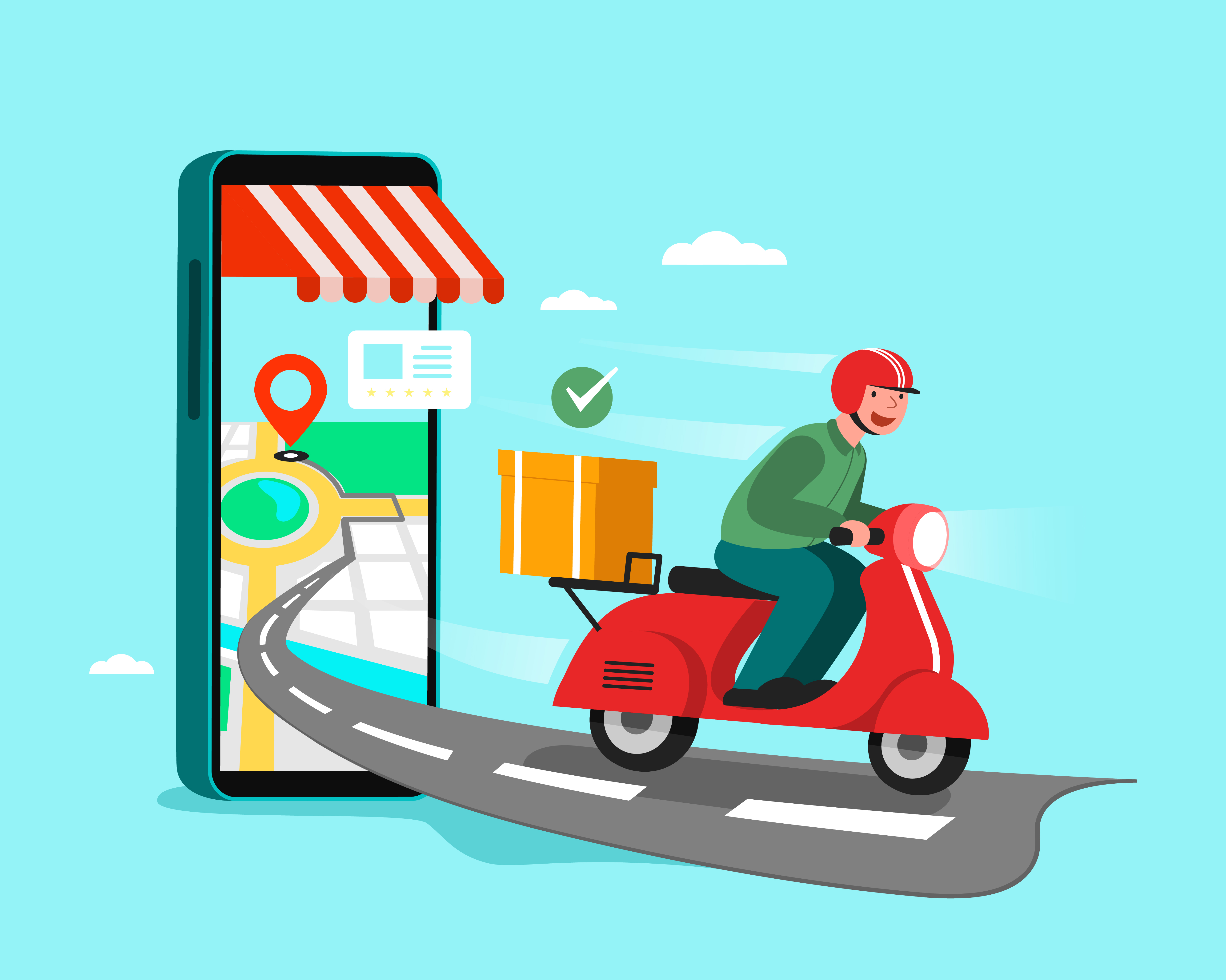 Why do you need accurate POI for Online Retail